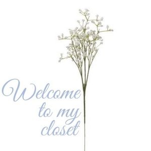 Other - WELCOME TO MY CLOSET 💞